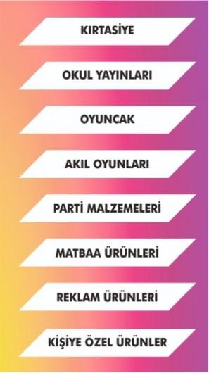 kategoriler