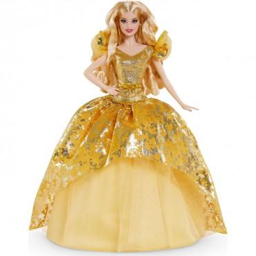 Barbie 2020 Mutlu Yıllar Bebeği Sarışın