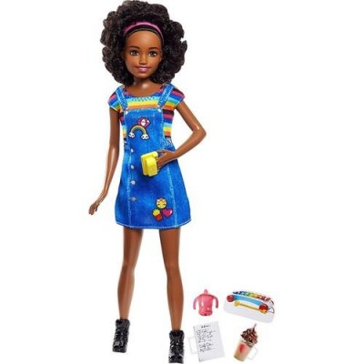 Barbie Bebek Bakicisi Barbie Bebekler FHY89-FHY91