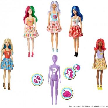 Barbie Color Reveal Renk Değiştiren Sürpriz Barbie Bebekler Seri 2 GTP41