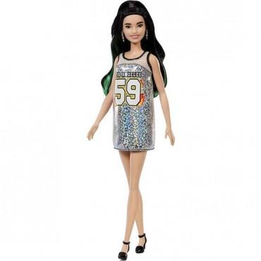Barbie Fashionistas Büyüleyici Parti Bebekleri 59 Los Angeles