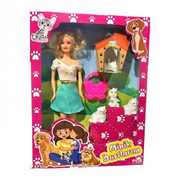Barbie Minik Dostlarım Cansu