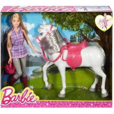 Barbie ve Atı Oyun Seti