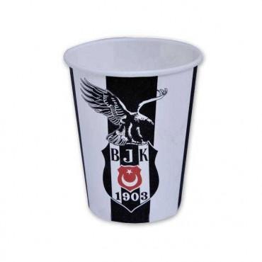 Doğum Günü Beşiktaş Lisanslı Bardak 8 li