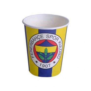 Doğum Günü Fenerbahçe Lisanslı Bardak 8 li