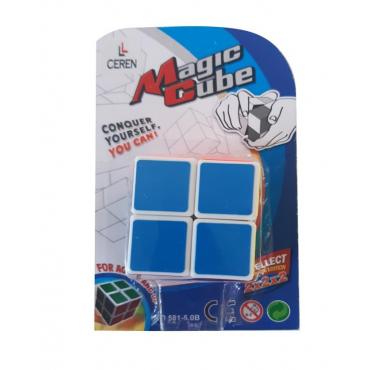 Beceri Sabır Zeka Rubik Küpü 2X2