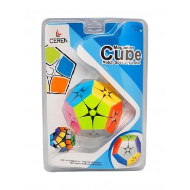 Beceri Sabır Zeka Rubik Küpü Beşgen