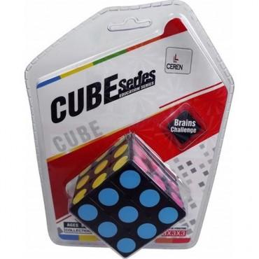 Beceri Sabır Zeka Rubik Küpü Yuvarlak