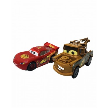 Oyuncak Cars Araba Seti Mcqueen 2 Li