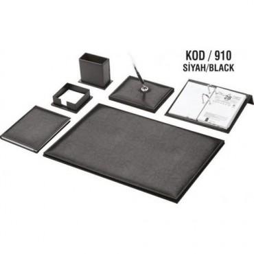 Gülpaş Sümen Takımı 7 Parça Klasik Siyah 910