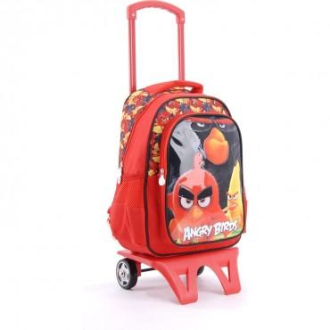 Hakan Çanta Angry Birds 87897 Lisanslı Okul Çantası Seti