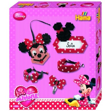 Hama Boncuk Kutu - Minnie Mouse (Disney)
