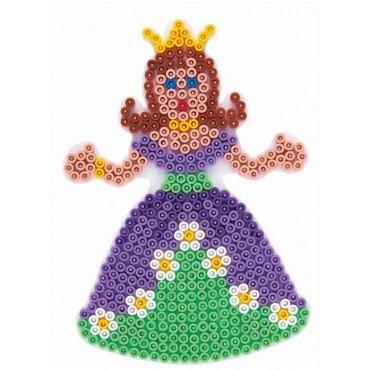 Hama Midi Boncuk Tablası Prenses