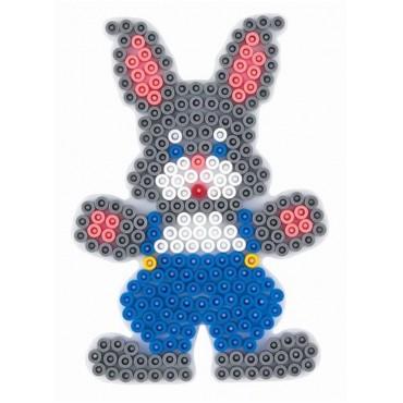 Hama Midi Boncuk Tablası Tavşan