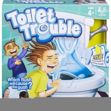 Hasbro Toilet Trouble Oyunu