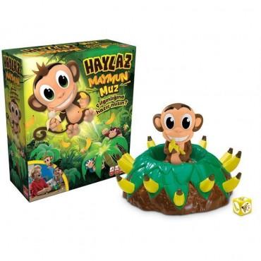 Haylaz Maymun Kutu Oyunu