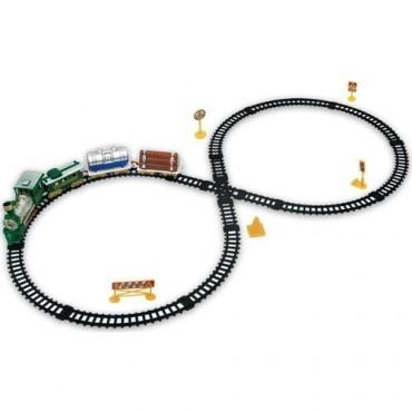 Klasik Pilli Tren Set 25 Parça