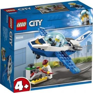 Lego City Gökyüzü Polisi Jet Devriye