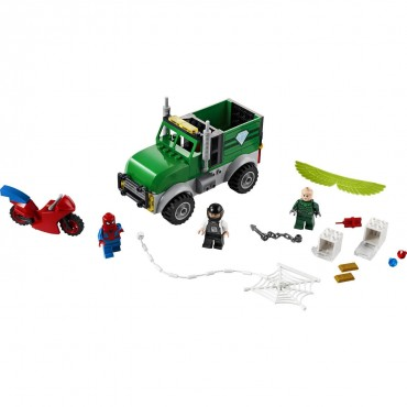 Lego Marvel Spider-Man Vulture'ın Kamyoncu Soygunu
