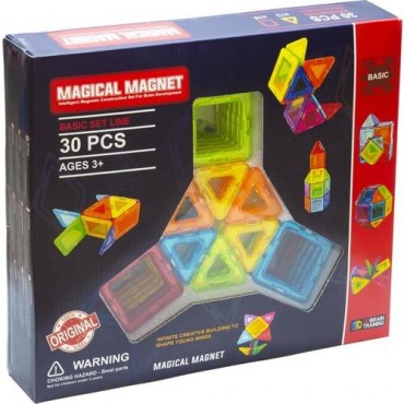 Magic Magical Magnet 30 Parça
