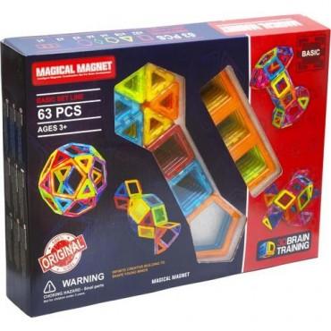 Magic Magical Magnet 63 Parça