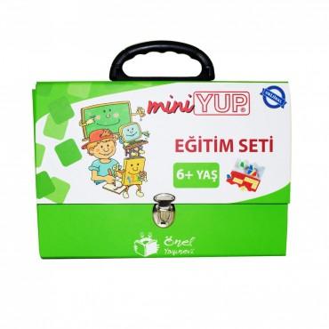 MiniYup 6+Yaş Görsel Dikkat Seti (10 Kitapçık + Kontrol Aracı)