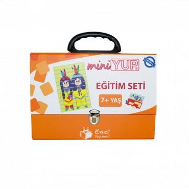 MiniYup 7+Yaş Görsel Dikkat Seti (10 Kitapçık + Kontrol Aracı)