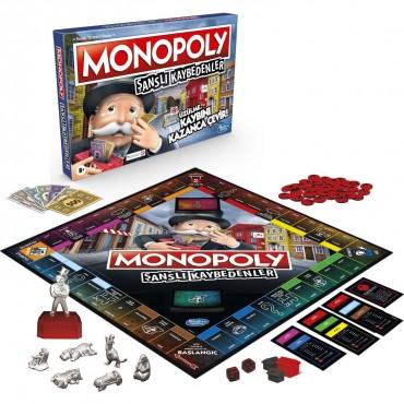 Monopoly Şanslı Kaybedenler