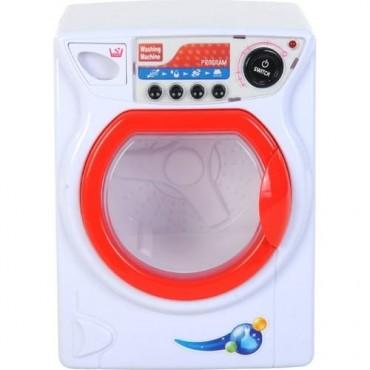 Oyuncak Işıklı Sesli Çamaşır Makinesi