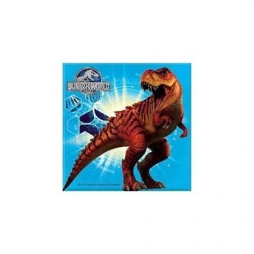 Peçete Jurassic World Peçete 20'li
