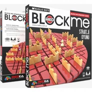 Redka Block-Me Zeka Ve Strateji Oyunu