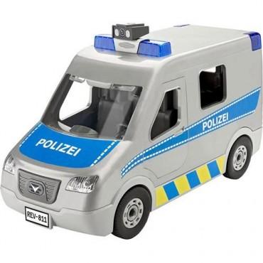 Revell Junior Kit Polis Minibüsü