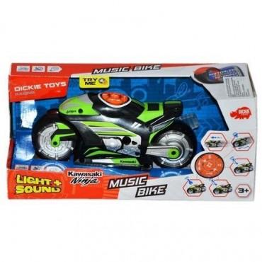 Simba Dickie Işıklı Sesli Kawasaki Oyuncak Motor